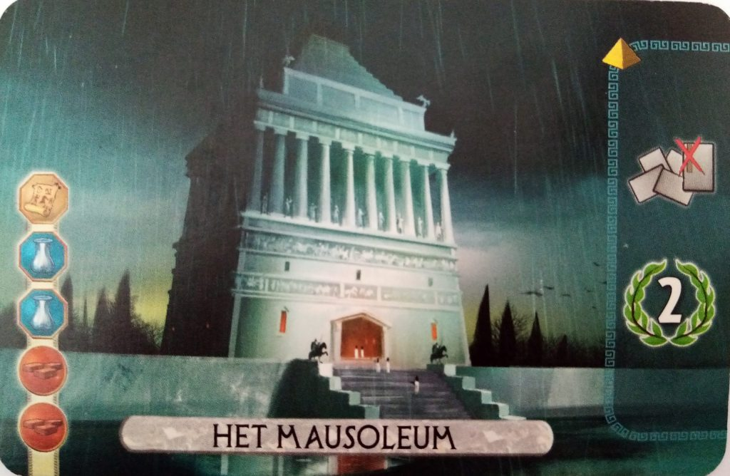 7 wonders duel mausoleum