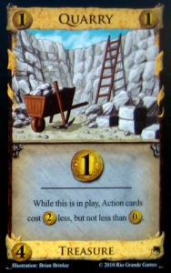 quarry dominion card