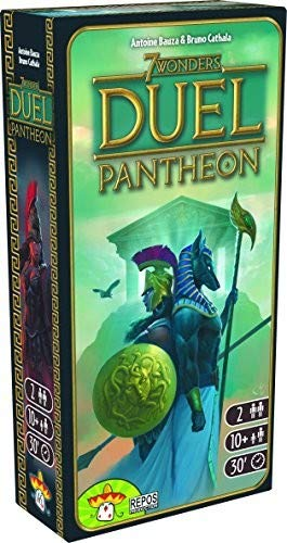 7 wonders duel pantheon