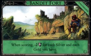 Bandit Fort project Dominion empires