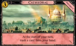 Cathedral card Dominion