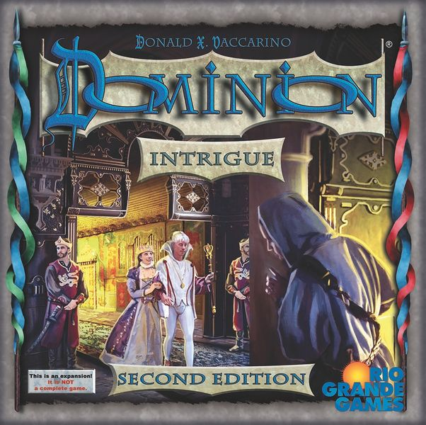 Dominion Intrigue expansion