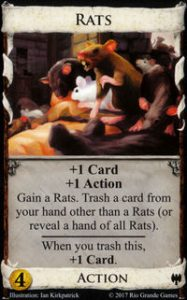 Dominion Card Rats