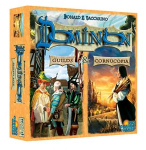 Dominion Guilds & Cornucopia expansions