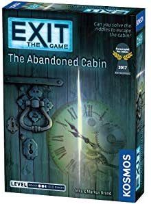Exit: The Abandoned Cabin game